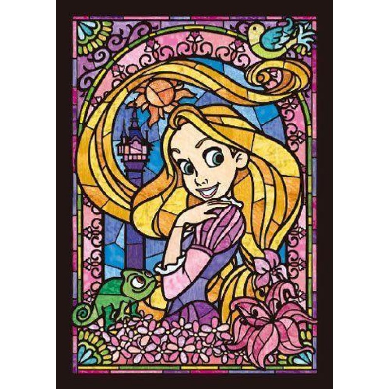Princess Stained Gla...