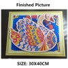 Abstract Swan - Special Diamond Painting