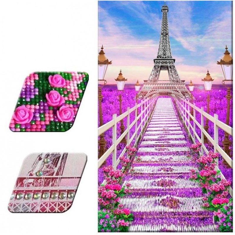Eiffel Tower Covered...