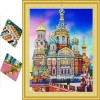 Special Different Shaped Diamond Art Kit