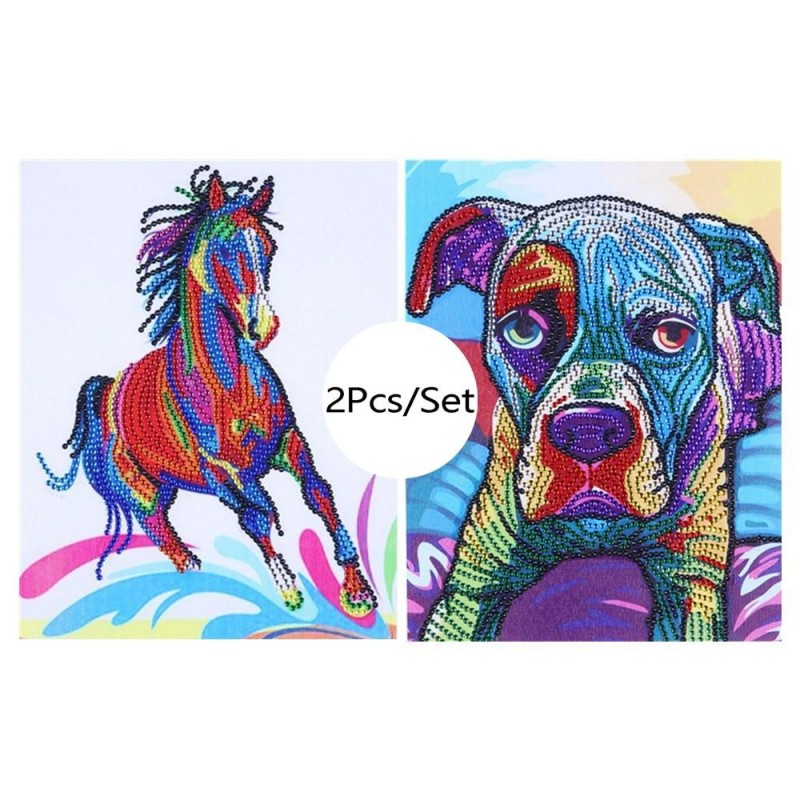 Horse & Dogs - Speci...