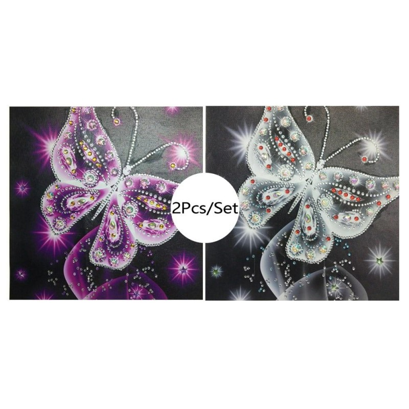 Crystal Butterfly - ...