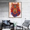 Mythical Wolf - Special Diamond Painting