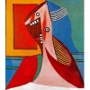 Picasso's Abstract Painting Series - Diamond Art