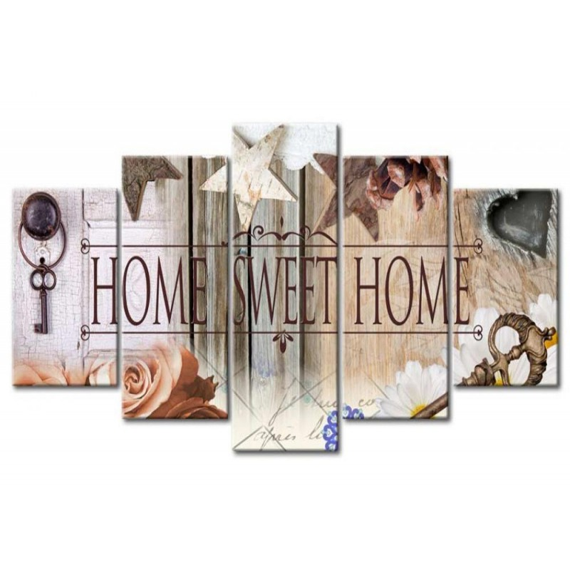 5 Piece Home Sweet H...