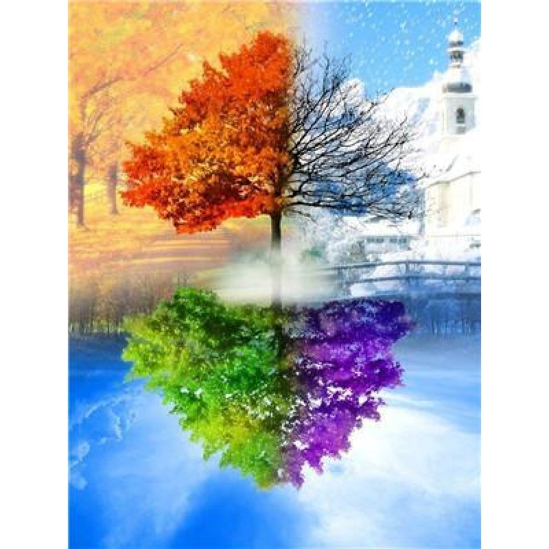 4 Seasons Paint with...
