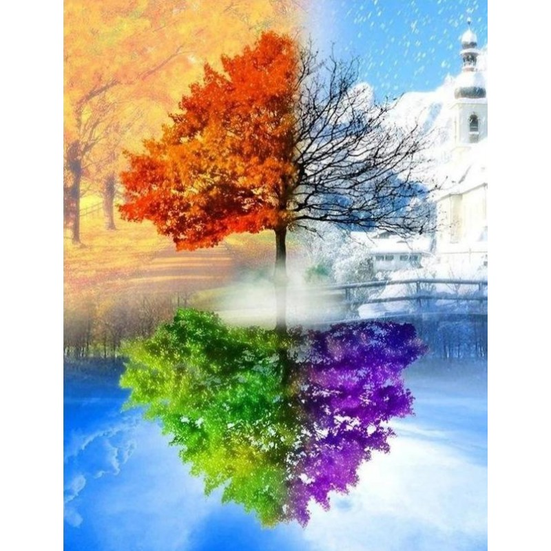 4 Seasons - Paint by...